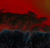 Big Red Sky, Christopher Woods