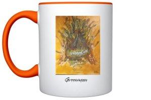 rar greenman mug orange 02