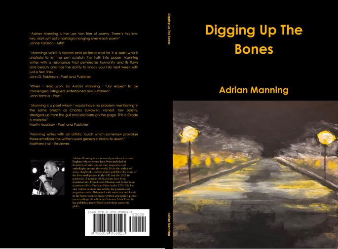 Digging Up The Bones Adrian Manning Covers Galley 003