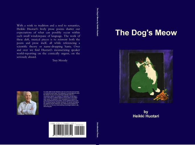 Heikki Huotari The Dog's Meow Covers Galley 006