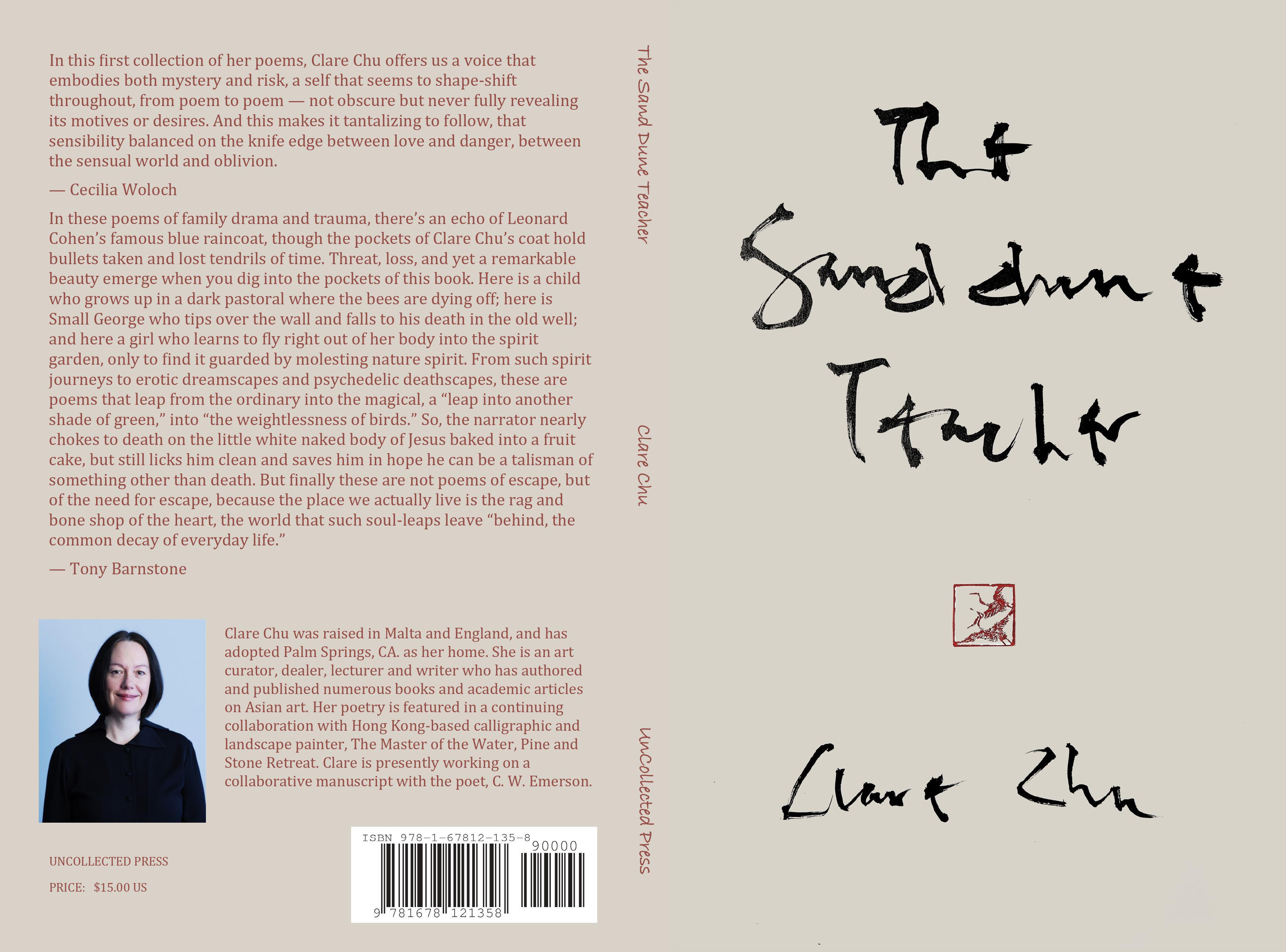 CLARE CHU THE SAND DUNE TEACKER PRINT READY COVER 20200621